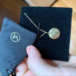 Mejuri Jewelry - Mejuri Sagittarius necklace gold vermeil